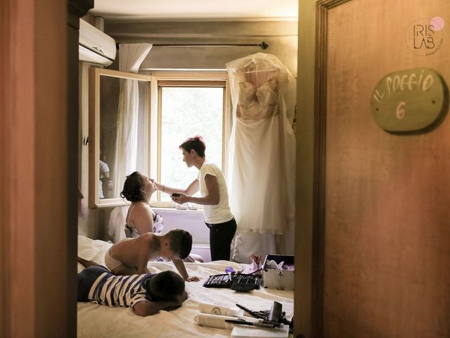 Il matrimonio di Fabiano e Marcela a Barchi, Pesaro - Urbino 2