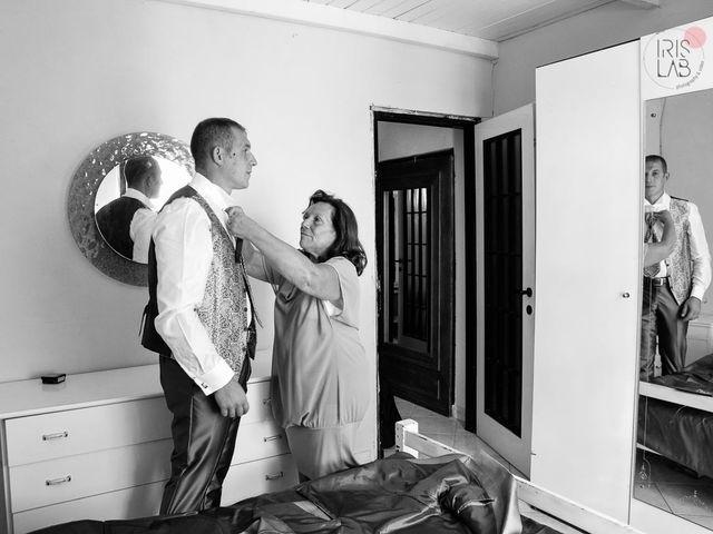 Il matrimonio di Fabiano e Marcela a Barchi, Pesaro - Urbino 35