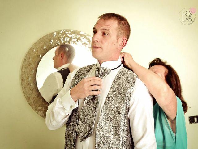 Il matrimonio di Fabiano e Marcela a Barchi, Pesaro - Urbino 36