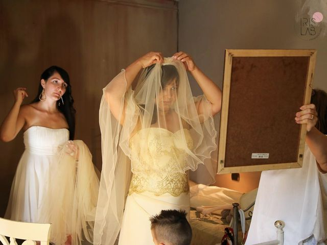 Il matrimonio di Fabiano e Marcela a Barchi, Pesaro - Urbino 44
