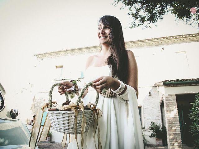 Il matrimonio di Fabiano e Marcela a Barchi, Pesaro - Urbino 64