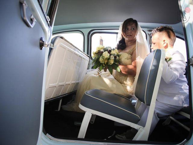 Il matrimonio di Fabiano e Marcela a Barchi, Pesaro - Urbino 65