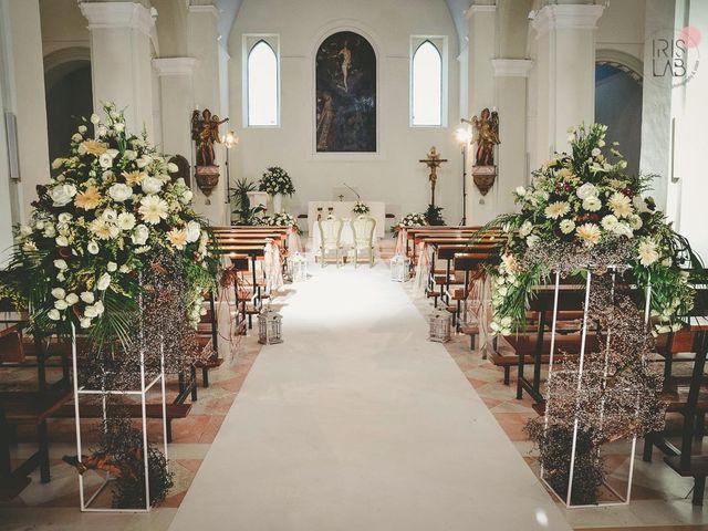 Il matrimonio di Fabiano e Marcela a Barchi, Pesaro - Urbino 67