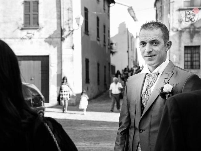 Il matrimonio di Fabiano e Marcela a Barchi, Pesaro - Urbino 68
