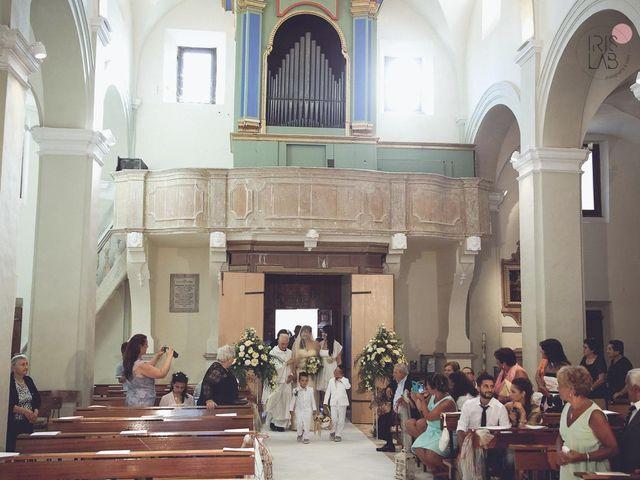 Il matrimonio di Fabiano e Marcela a Barchi, Pesaro - Urbino 71