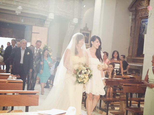 Il matrimonio di Fabiano e Marcela a Barchi, Pesaro - Urbino 73