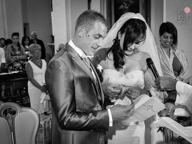 Il matrimonio di Fabiano e Marcela a Barchi, Pesaro - Urbino 78