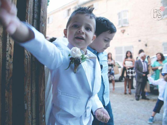 Il matrimonio di Fabiano e Marcela a Barchi, Pesaro - Urbino 84