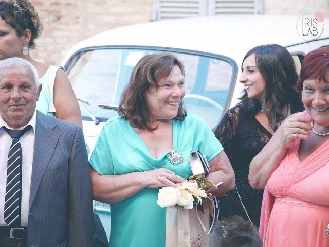 Il matrimonio di Fabiano e Marcela a Barchi, Pesaro - Urbino 85