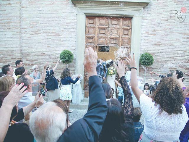 Il matrimonio di Fabiano e Marcela a Barchi, Pesaro - Urbino 89