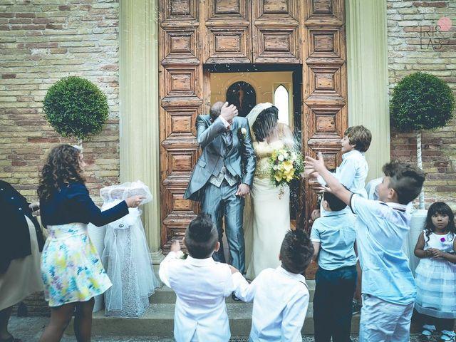 Il matrimonio di Fabiano e Marcela a Barchi, Pesaro - Urbino 90