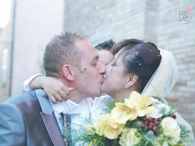 Il matrimonio di Fabiano e Marcela a Barchi, Pesaro - Urbino 91