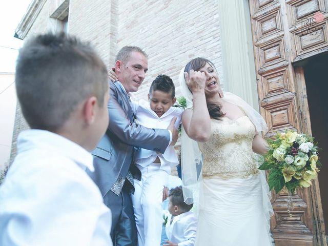 Il matrimonio di Fabiano e Marcela a Barchi, Pesaro - Urbino 92