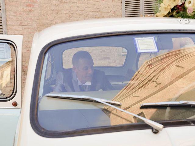 Il matrimonio di Fabiano e Marcela a Barchi, Pesaro - Urbino 95