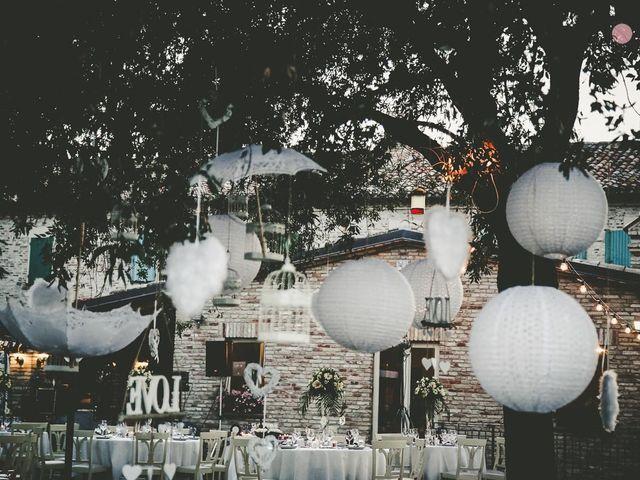 Il matrimonio di Fabiano e Marcela a Barchi, Pesaro - Urbino 99