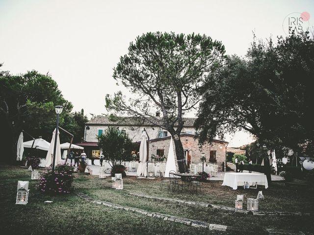 Il matrimonio di Fabiano e Marcela a Barchi, Pesaro - Urbino 100