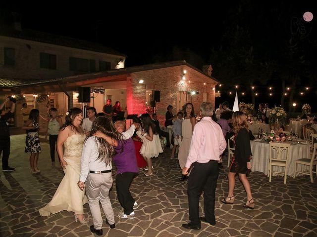 Il matrimonio di Fabiano e Marcela a Barchi, Pesaro - Urbino 124