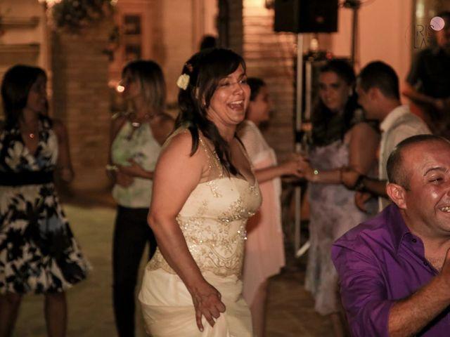 Il matrimonio di Fabiano e Marcela a Barchi, Pesaro - Urbino 125