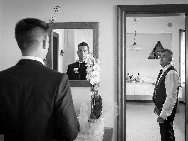 Il matrimonio di Michele e Ambra a Suzzara, Mantova 15