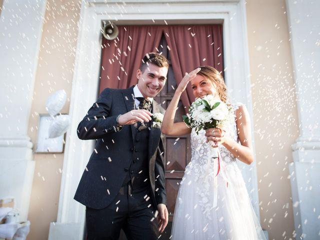 Il matrimonio di Michele e Ambra a Suzzara, Mantova 20