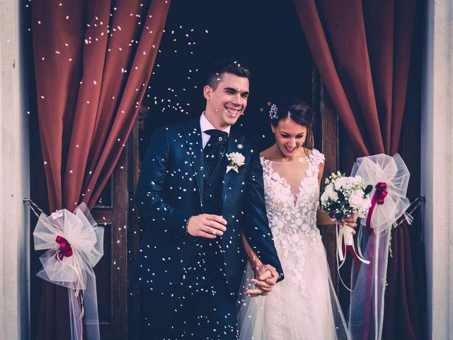 Il matrimonio di Michele e Ambra a Suzzara, Mantova 21