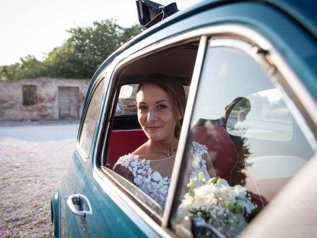 Il matrimonio di Michele e Ambra a Suzzara, Mantova 22
