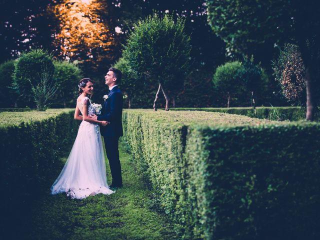Il matrimonio di Michele e Ambra a Suzzara, Mantova 2