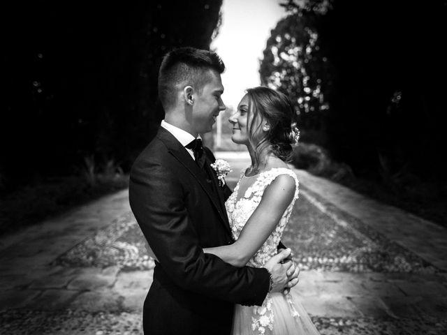 Il matrimonio di Michele e Ambra a Suzzara, Mantova 25