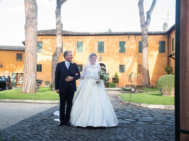 Il matrimonio di Priscilla e Simone a Roma, Roma 1