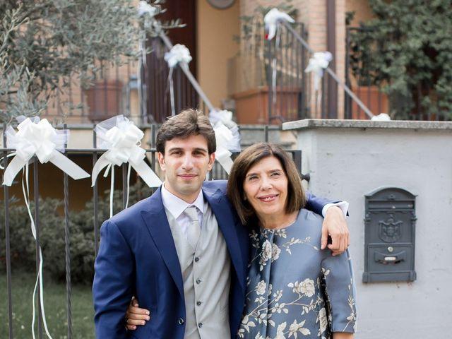 Il matrimonio di Matteo e Greta a Pavia, Pavia 7