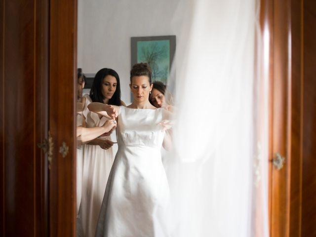 Il matrimonio di Matteo e Greta a Pavia, Pavia 21