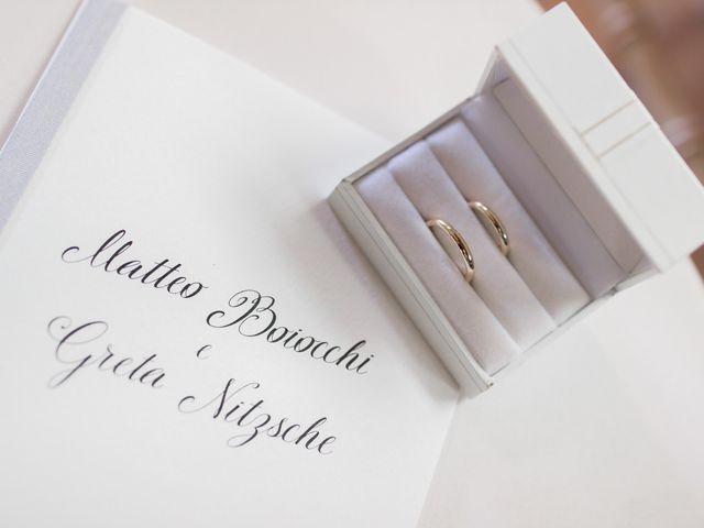 Il matrimonio di Matteo e Greta a Pavia, Pavia 34
