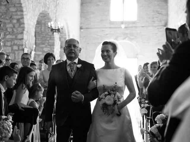 Il matrimonio di Matteo e Greta a Pavia, Pavia 42