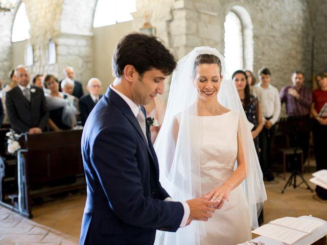 Il matrimonio di Matteo e Greta a Pavia, Pavia 47