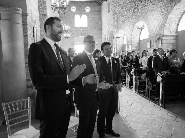 Il matrimonio di Matteo e Greta a Pavia, Pavia 58