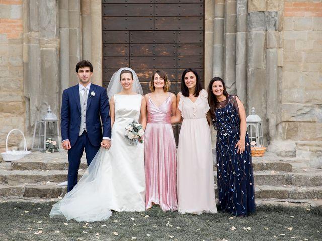 Il matrimonio di Matteo e Greta a Pavia, Pavia 73