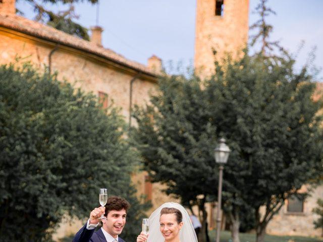 Il matrimonio di Matteo e Greta a Pavia, Pavia 81