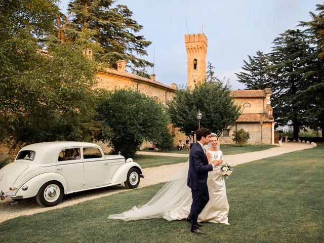 Il matrimonio di Matteo e Greta a Pavia, Pavia 82