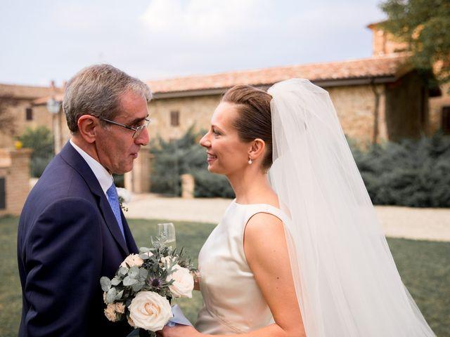 Il matrimonio di Matteo e Greta a Pavia, Pavia 83