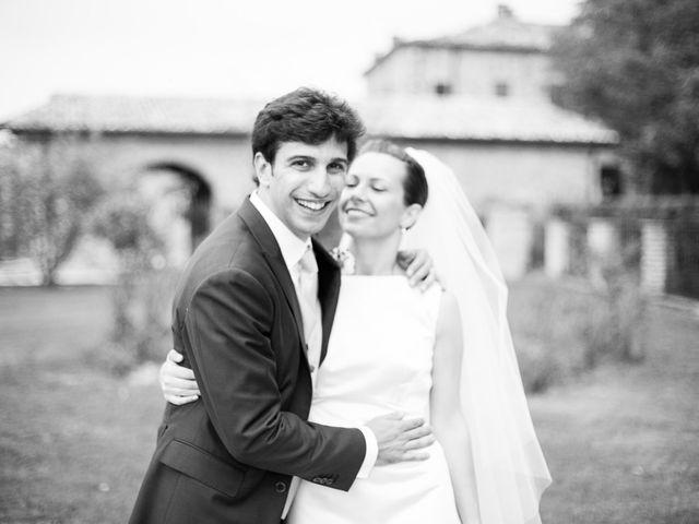 Il matrimonio di Matteo e Greta a Pavia, Pavia 87