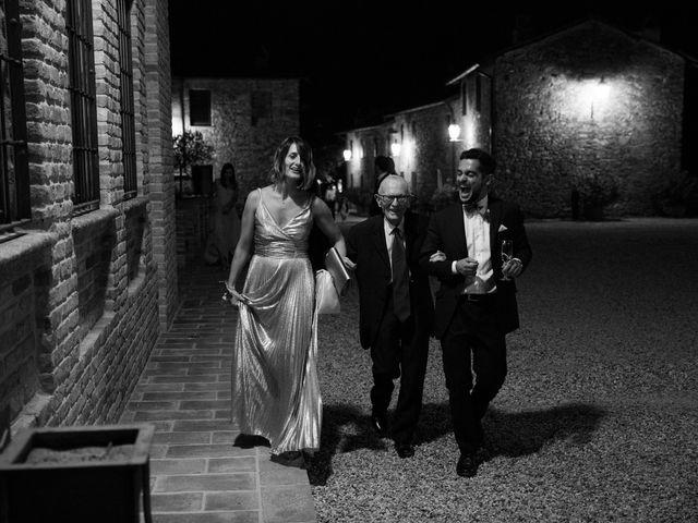 Il matrimonio di Matteo e Greta a Pavia, Pavia 103