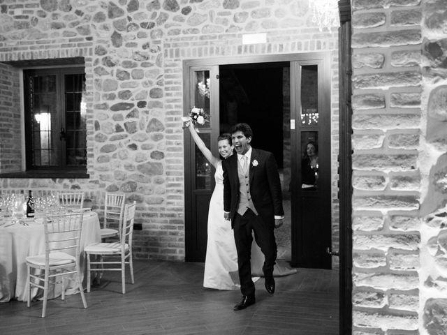 Il matrimonio di Matteo e Greta a Pavia, Pavia 105