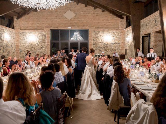 Il matrimonio di Matteo e Greta a Pavia, Pavia 106