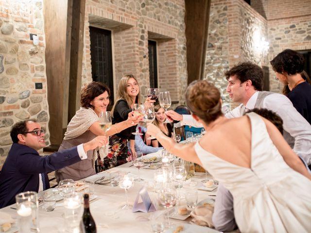 Il matrimonio di Matteo e Greta a Pavia, Pavia 112