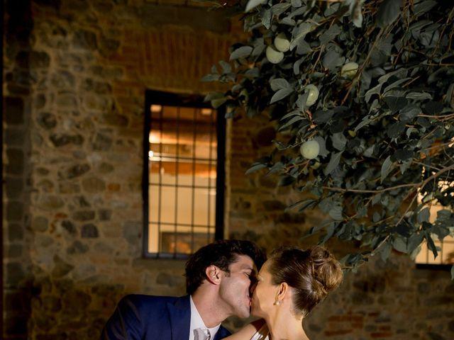 Il matrimonio di Matteo e Greta a Pavia, Pavia 119