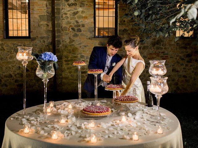 Il matrimonio di Matteo e Greta a Pavia, Pavia 120