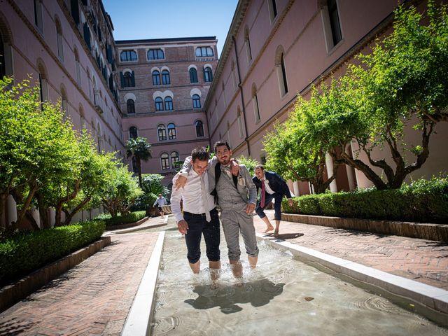 Il matrimonio di Marco e Elena a Lido di Venezia, Venezia 34