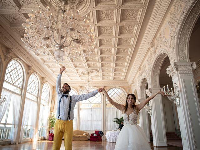 Il matrimonio di Marco e Elena a Lido di Venezia, Venezia 43