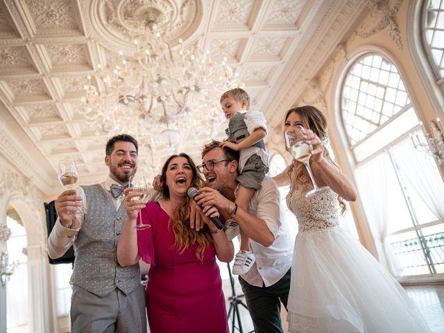 Il matrimonio di Marco e Elena a Lido di Venezia, Venezia 45
