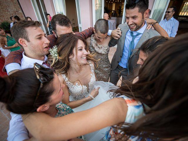 Il matrimonio di Marco e Elena a Lido di Venezia, Venezia 50